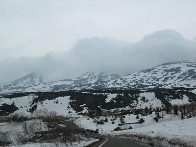 3つのお山。。。