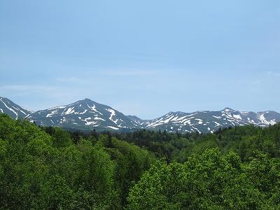 山が綺麗ネ~