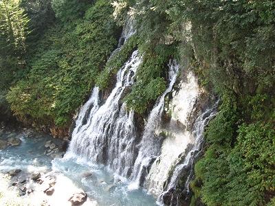 白ひげの滝8.27