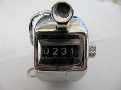 カウント231