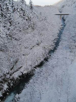 白い景色~