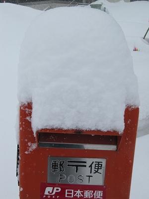 s-積雪、、、