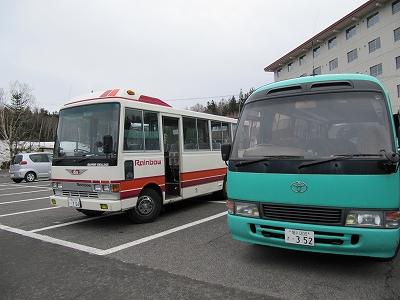 s-バス2台