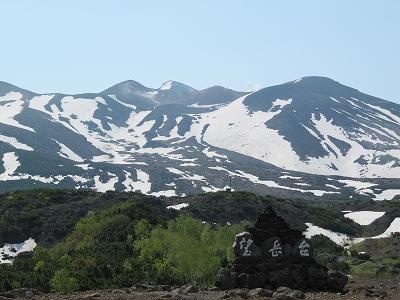 s-望岳台から山