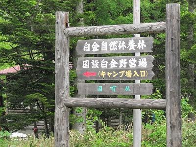 s-キャンプ場看板