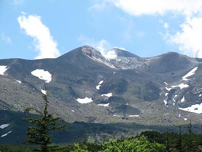 山も綺麗~