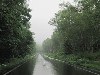 s-凄い雨!!