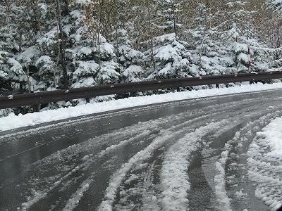 s-望岳台までの道