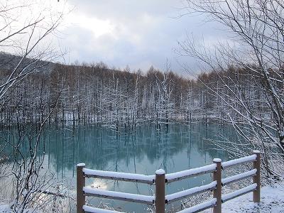s-冬が始まる・・・