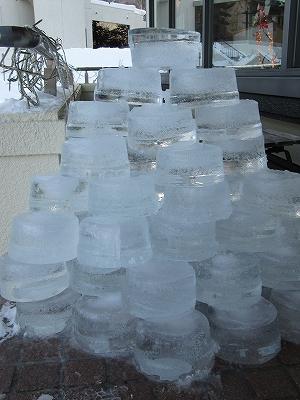 s-氷のピラミッド?!