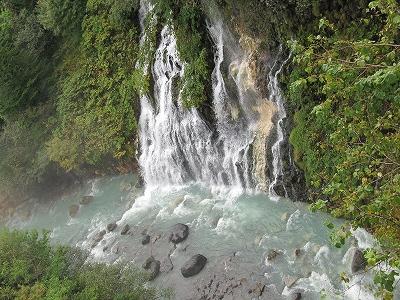 白ひげの滝と、、、