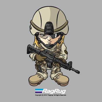 #003 soldier