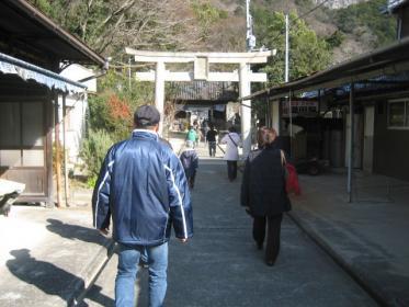 八栗寺へ到着