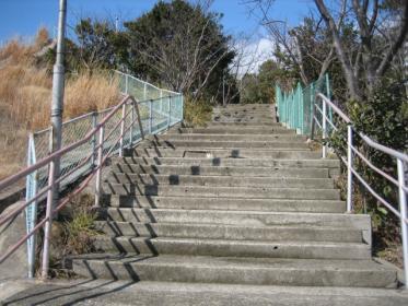 階段思ったより多いです