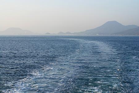 さて、海を越えて向かった先は?