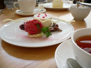 ルタオ1月のケーキ1
