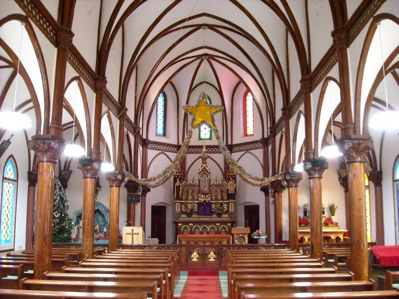 青砂が浦教会