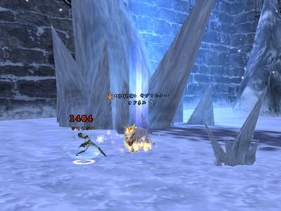 霜降の氷城2