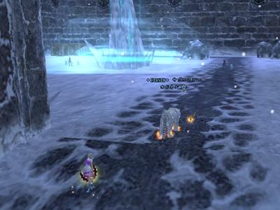 霜降の氷城1
