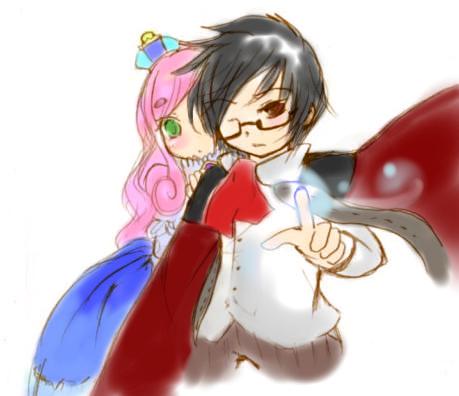 姫様と従者