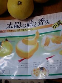 むきかたは りんごのように