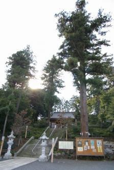 中氷川神社