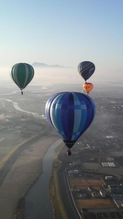 2010年12月5日河川敷上空