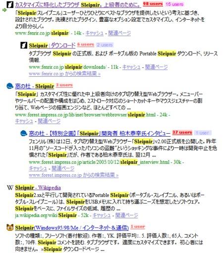 FaviconGoogle
