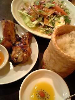 アジアご飯~♪