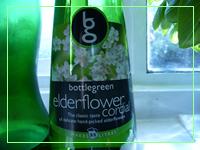 ボトルグリーン エルダーフラワー 希釈用