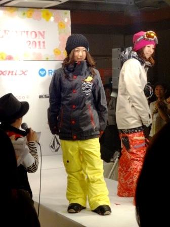 SUNSファッションショー (5)
