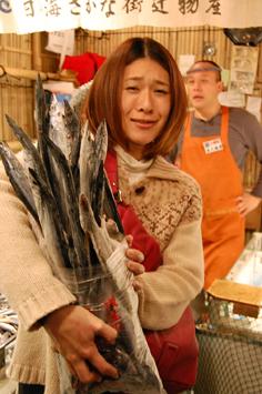 魚サカナさかなー