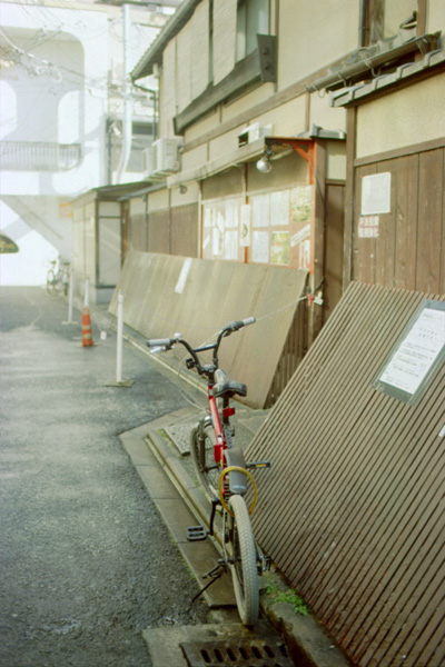 路地裏/祇園町北側
