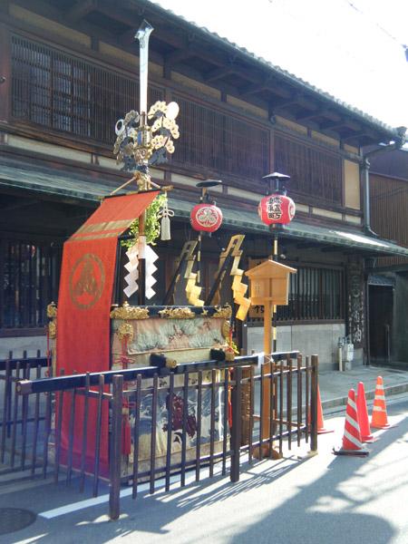 祭/鉾/轆轤町