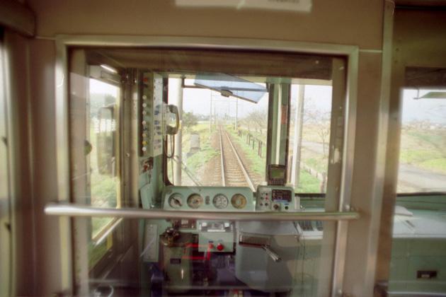 車窓風景/近江鉄道