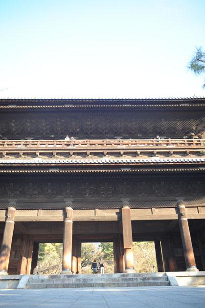 山門/南禅寺
