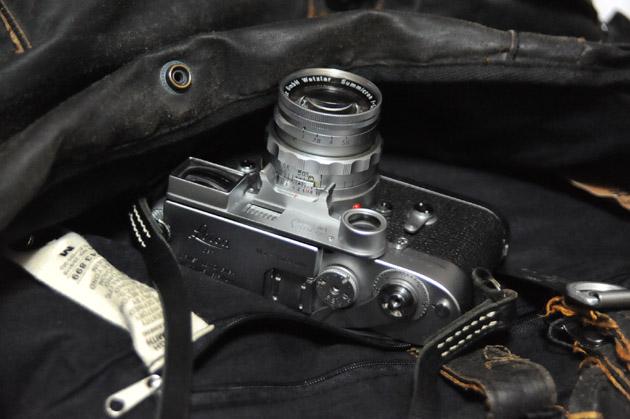 ライカM2xDRズミクロン50mmF2