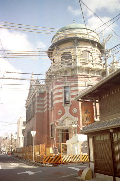 西本願寺伝道院