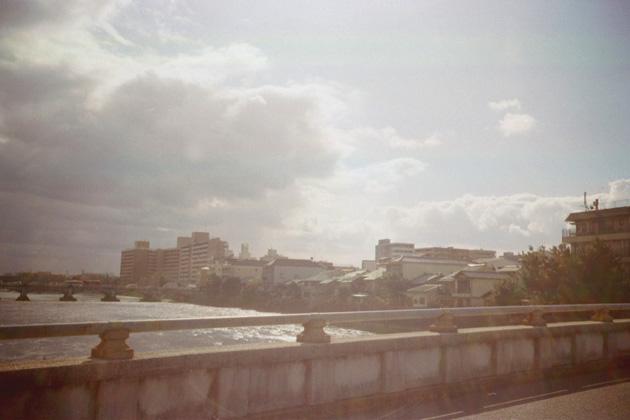 鴨川正面橋