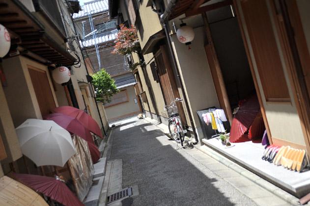 雨上がり/宮川町