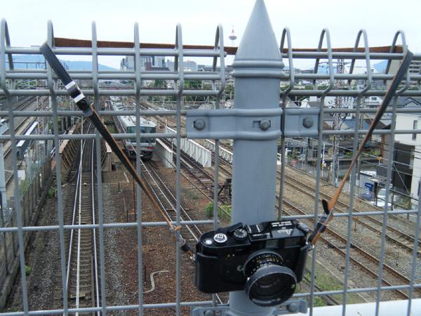 ライカM4ブラックペイントxズミルックス35mmF1.4