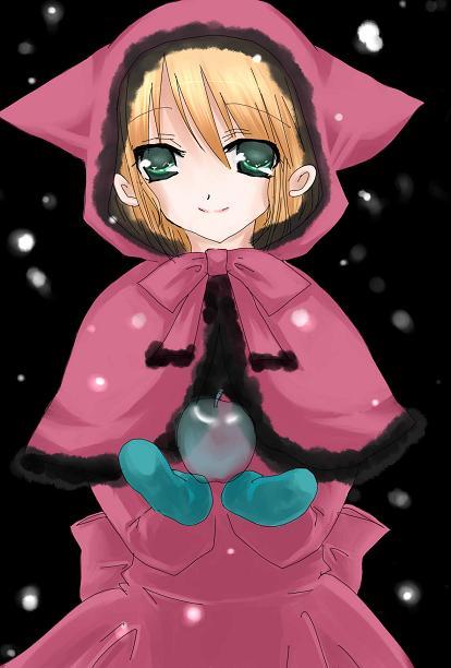 猫フード姫