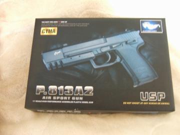 銃P813A2