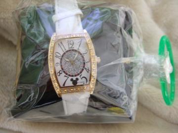 ミッキー 腕時計