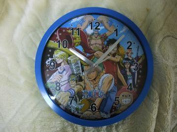 ワンピース時計2