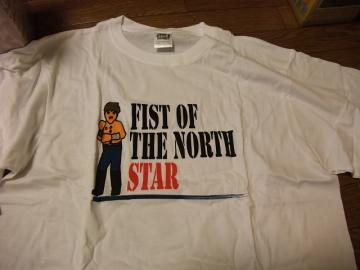 北斗の拳 Tシャツ2