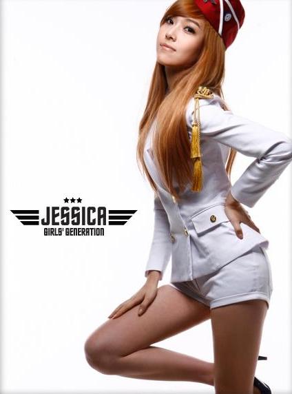 SNSD少女時代 ジェシカ