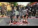 7_17韓国反日デモ写真集グロ注意