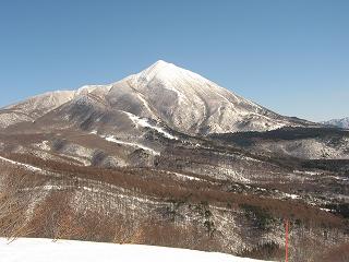 閉めの磐梯山