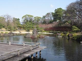駿府城公園・日本庭園